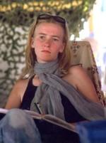 Rachel at peace