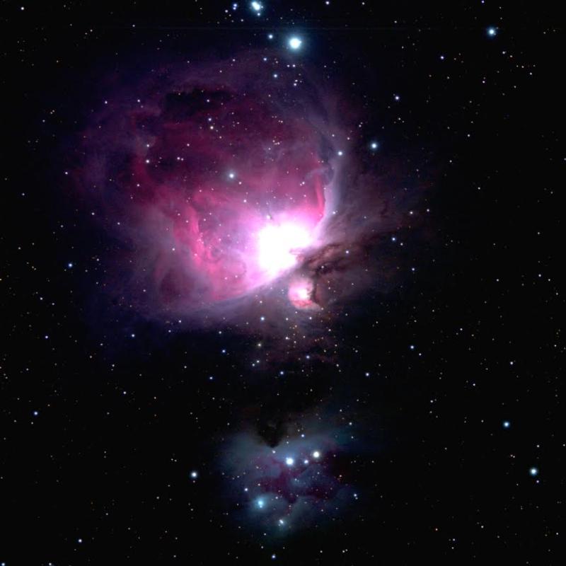 Orion Nebula (taken by Wim)